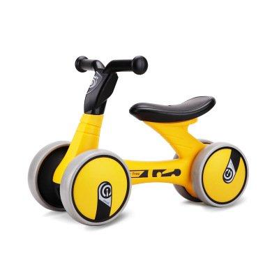 CIFFOSTT Baby Balance Bike Sliding Bike No-Pedal Bici per Bambini Mini Bike per 18-36 Mesi Baby La Prima Bicicletta per Bambini