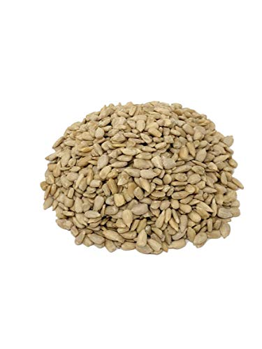 - NUTS U.S. - Sunflower Kernels, Raw, A Rich Source of Protein, USA Grown and Packed in Resealable Bags!!! (3 LBS)
