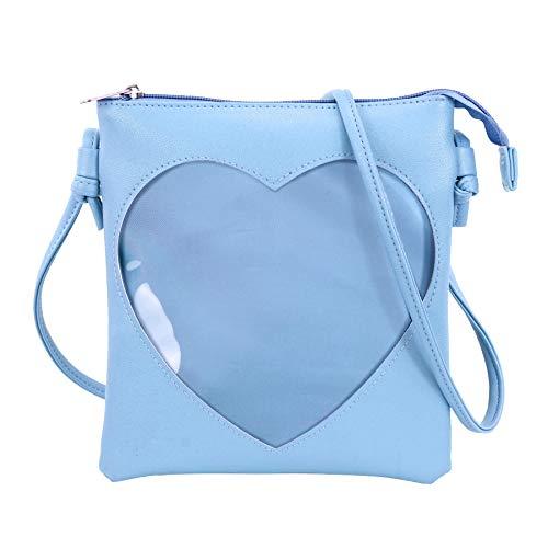 SteamedBun Ita Bag Heart Crossbody Bags Small Purse