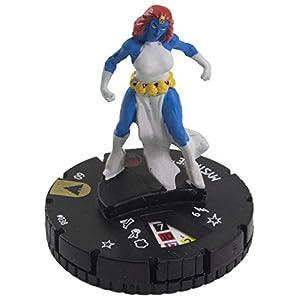 41jryzzWwbL. SS300 Marvel Heroclix - X-men the Animated Series the Dark Phoenix Saga: Mystique #038