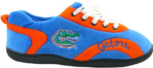 Happy Feet Mens and Womens NCAA College All Around Slippers Florida Gators 7Q9f3OZC
