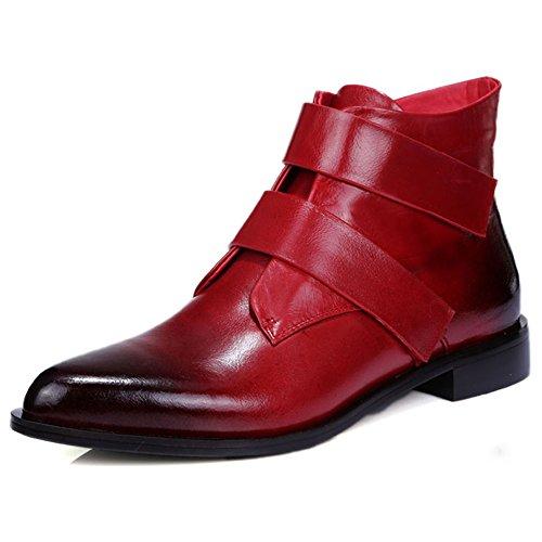 Nine SevenAnkle Boots - Botas mujer Red