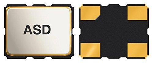 100 pieces 40+85C 50ppm 3.0V 0.3V Standard Clock Oscillators 4.000MHZ //