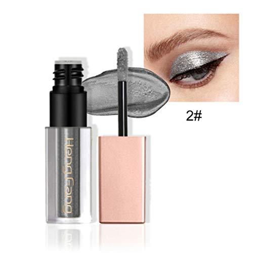 Waterproof Liquid Glitter Eyeliner Pencils Shimmer Long LastingCosmetics Liquid Eyeshadow Stick A2 by WGRTT