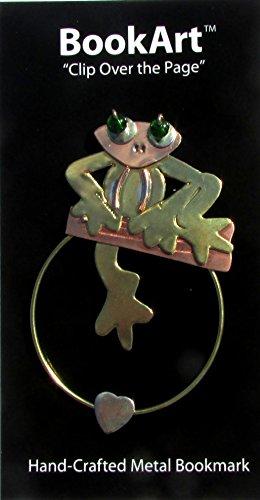 BookArt Frog Bookmark (Bookmark Frog)
