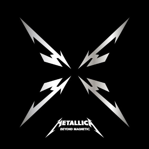 CD : Metallica - Beyond Magnetic (CD)