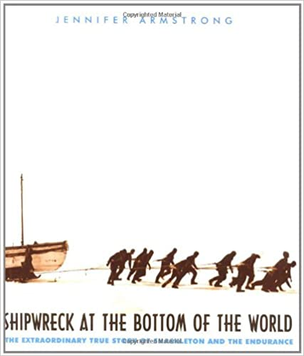 Book Shipwreck at the Bottom of the World: The Extraordinary True Story of Shackleton and the Endurance