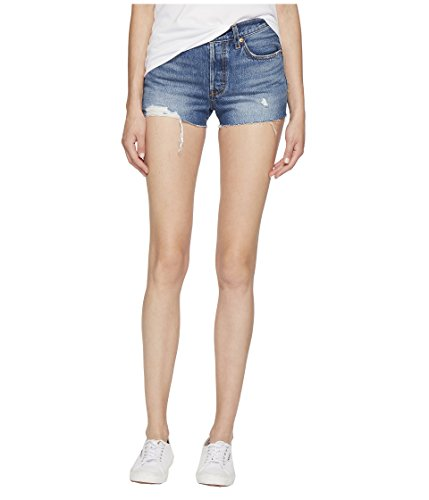Levi's® Premium Women's Premium 501 Shorts Tune Into You (Levi Relaxed Fit Shorts)