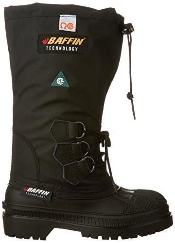 Made Black Boot Canadian Industrial OilRig Women's Baffin q1wvtt