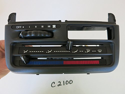 (96 97 98 99 SATURN S-SERIES CLIMATE CONTROL TEMPERATURE UNIT HVAC OEM C2100)