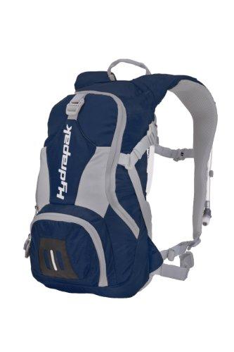 Hydrapak Tamarack Hydration Pack, 3-Liter/100-Ounce, Navy, Outdoor Stuffs