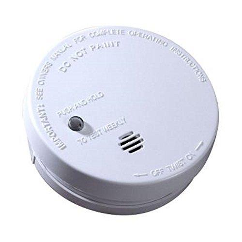kidde 21008057 battery operated ionization smoke alarm 6 pack emergency safety equipment. Black Bedroom Furniture Sets. Home Design Ideas