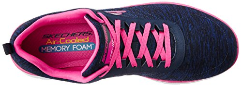 2 Skechers Basses Baskets Femme Flex Appeal xZxwqUgO