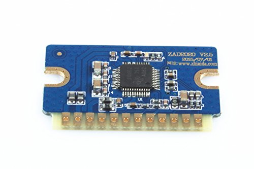 KNACRO YL2020 20W + 20W Digital Stereo Audio Amplifier Board Power Amplifier Module by KNACRO