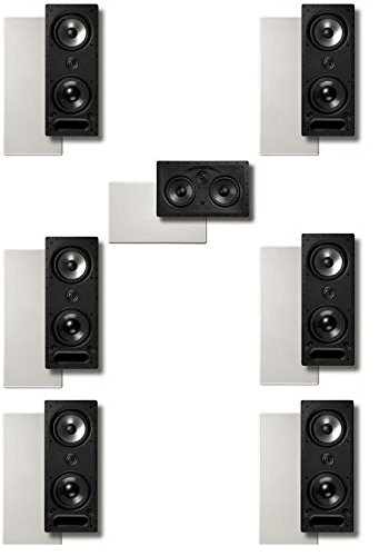 Polk Surround System:3 Pairs of 265ls, One 255cls ...