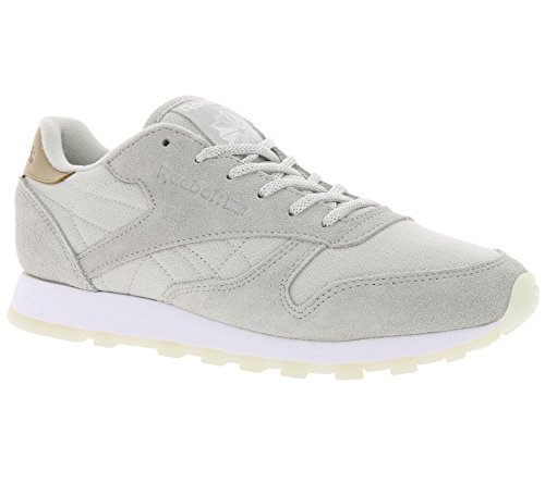 W Reebok Worn Leather chaussures CL Sea 8rqrI4