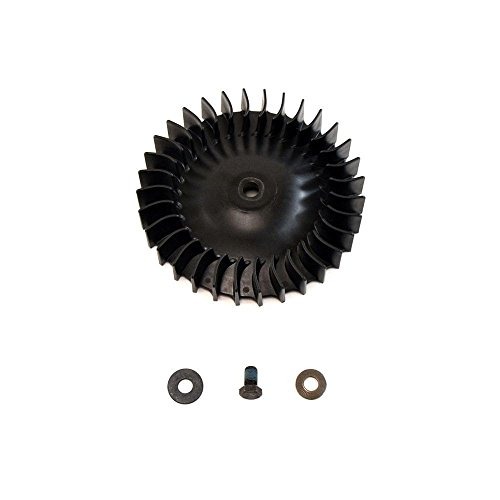 Craftsman 753-05651 Leaf Blower Impeller Genuine Original Equipment Manufacturer (OEM) part for Craftsman, Mtd, Ace, Troybilt