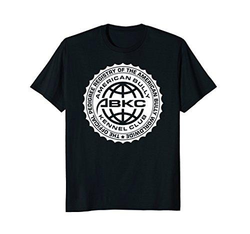 T-shirt Kennel - ABKC American Bully Kennel Club T Shirt