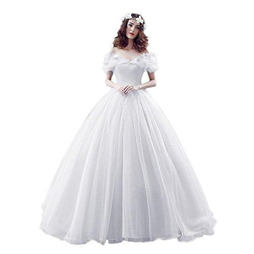 Chicamigas88 Cinderella Quinceanera Dress Tulle Prom Debutante Ball