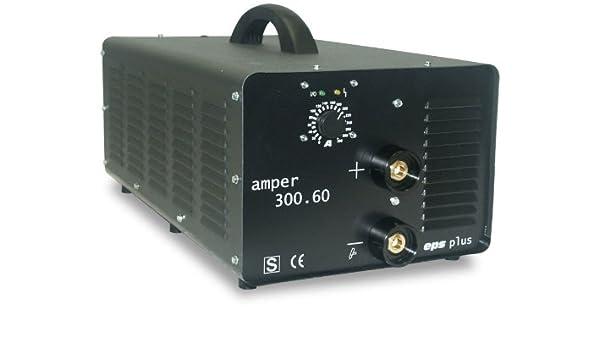 Stayer AMPER 300.60 T - Inverter Mma Soldadura Por Electrodo ...