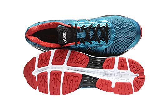 De Entrainement black Running Blue Island vermilion 18 Chaussures Homme Asics Cumulus Gel nYv6IXFqF