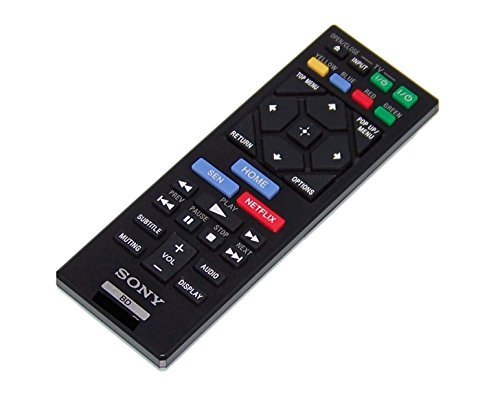 OEM Sony Remote Control Originally Shipped With: BDPBX320, BDP-BX320, BDPS7200, BDP-S7200 by Sony