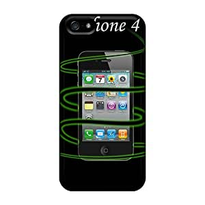 Hard Plastic Iphone 5/5s Case Back Cover,hot Iphone 4 Case At Perfect Diy by mcsharks