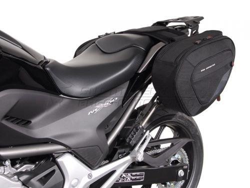 SW-MOTECH Bags-Connection Blaze Sport Saddlebag System - Sw Bags Connection Motech