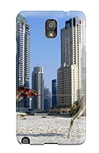 Tpu ZmFajAE2268Sizxw Case Cover Protector For Galaxy Note 3 - Attractive Case