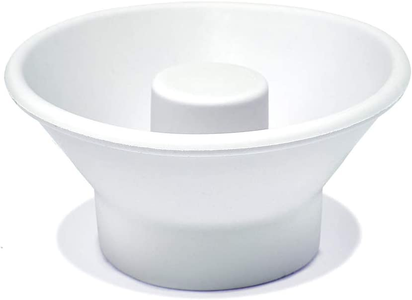 Able Brewing White Heat Lid for Chemex Coffee Maker Fits 3, 6, 8 and 10 Cup Models