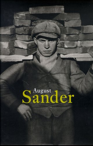 August Sander, 1876-1964 (English, French and German Edition)