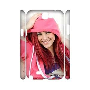 C-EUR Ariana Grande Customized Hard 3D Case For Samsung Galaxy Note 2 N7100