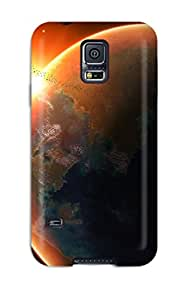 Nannette J. Arroyo's Shop Hot Excellent Design Rising Sun In Space Case Cover For Galaxy S5
