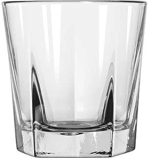 product image for Double Old Fashioned Rocks Whiskey Scotch Glasses 12 Oz -Set of 4-heavy Base Elegant Barware
