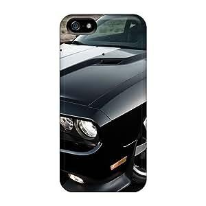 High Grade LastMemory Flexible Tpu Case For Iphone 6 plus - Dodge Challenger Srt8 392 2012
