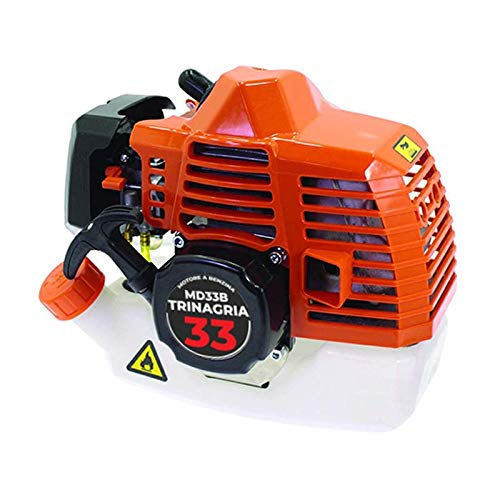 TrinAgria Motor de Gasolina md33b 33cc para desbrozadora: Amazon ...