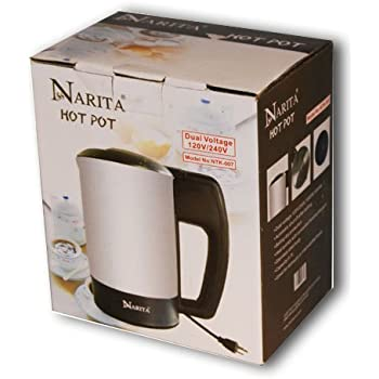 Amazon Com Narita International Electric Hot Pot Water