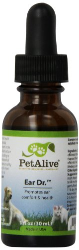 PetAlive Ear Dr. - Ear Drops for Pets (30ml)