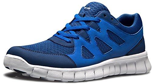 TF-L542-NVB_Men+10.5+D%28M%29+Tesla+Men%27s+Lightweight+Sports+Running+Shoe+L542+%28+Recommend+1+size+up%29