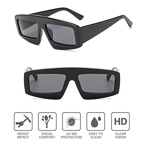 Box Homme de Black Back Gray soleil Lunettes Packers wHqqS6v