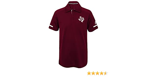 Outerstuff NCAA Boys Premium Short Sleeve Polo