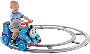 Power Wheels Thomas and Friends Thomas with Track (Amazon Exclusive)