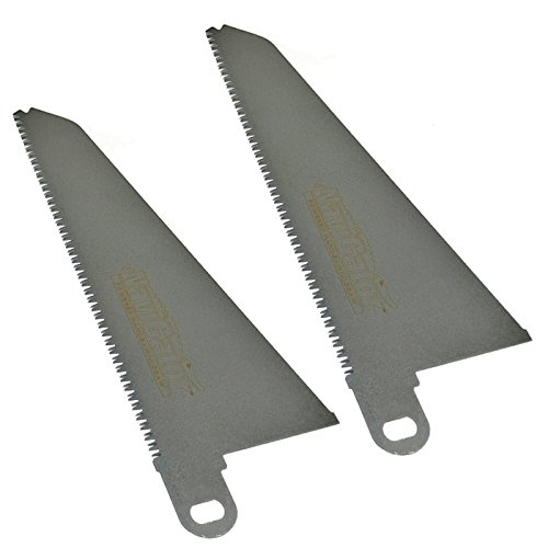 (Black & Decker SC500 Handsaw Replacement (2 Pack) 74-591 Large Wood Cutting Blade# 74-591-2pk)