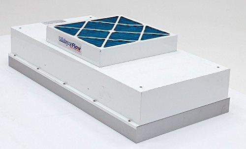 Fan Filter Unit, HEPA, 120VAC/60Hz, 2' x