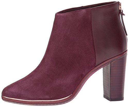 Ankle Burgundy Women''s Ted Baker Azaila Boot Fw8nvA0q