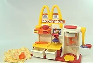 Mcdonald's Vintage Happy Meal Magic Hamburger Snack Maker (1993)