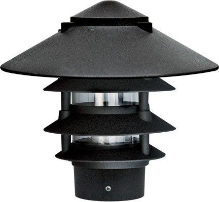 Pagoda Fixture (Dabmar Lighting D5400-B Pagoda Fixture 4 Tier 10