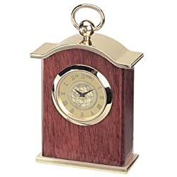 Arizona State Sun Devils Carriage Desk Clock