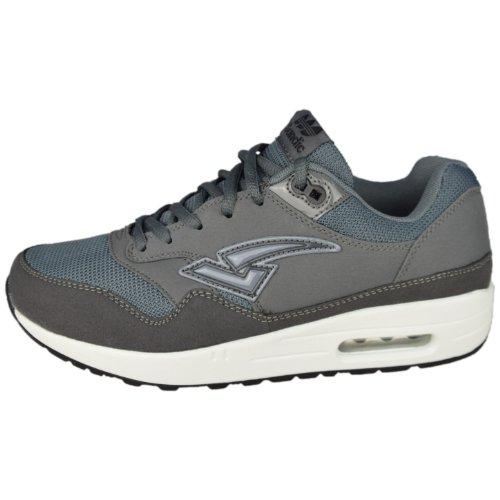 Fitnessschuhe, homme-couleur :  gris, léger et confortable taille 41–46 pied