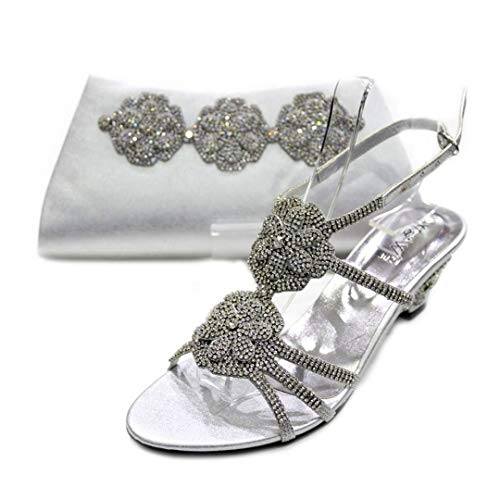 Wear Fille UK amp; Silver Pochettes Walk SAN1016 Ua4wUr